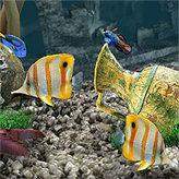 Аквамир - 3D аквариум скриншот 5
