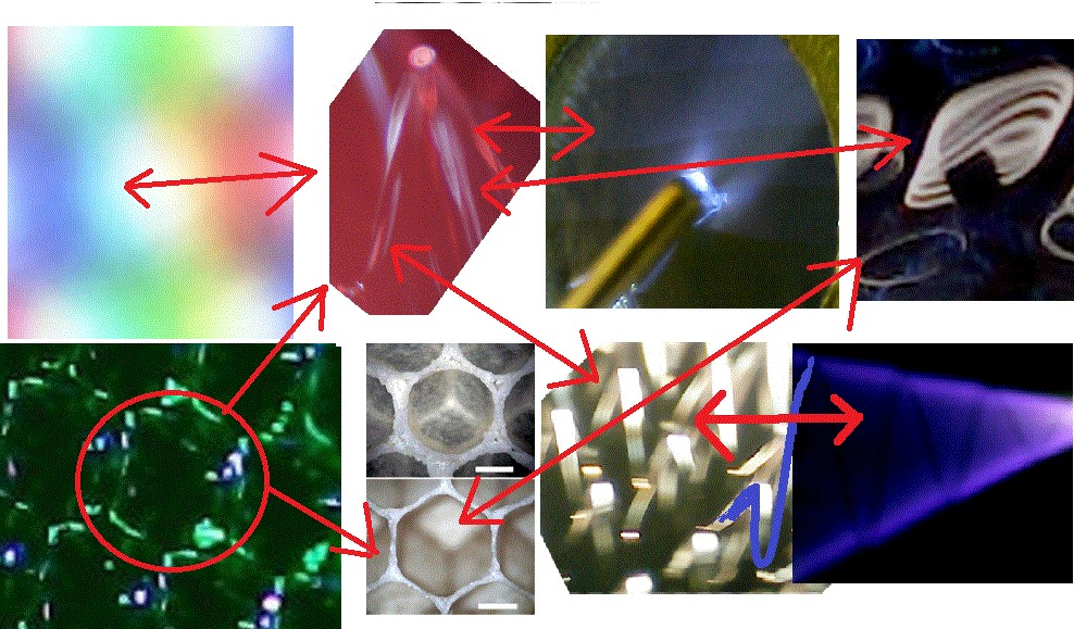 9. Эфирный вихрь - вихревой сегмент структуры материи. H-320