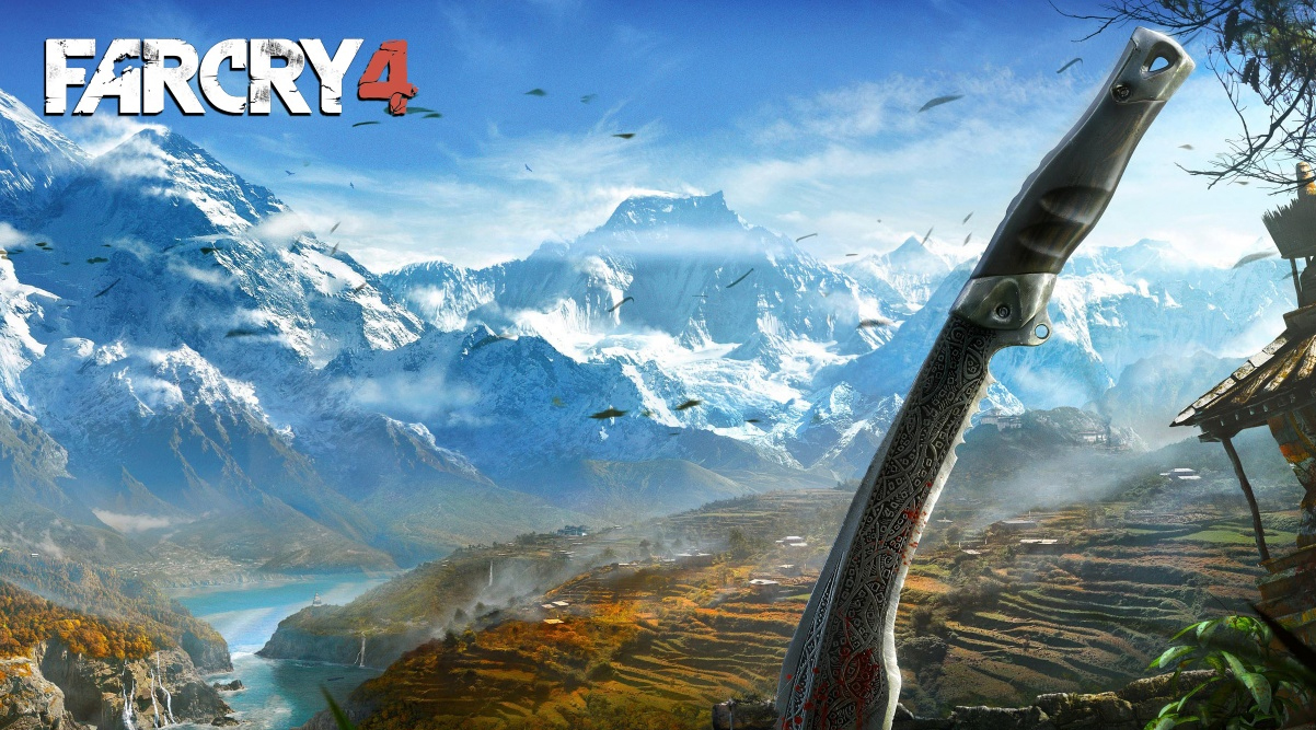 Карта мира Far Cry 4