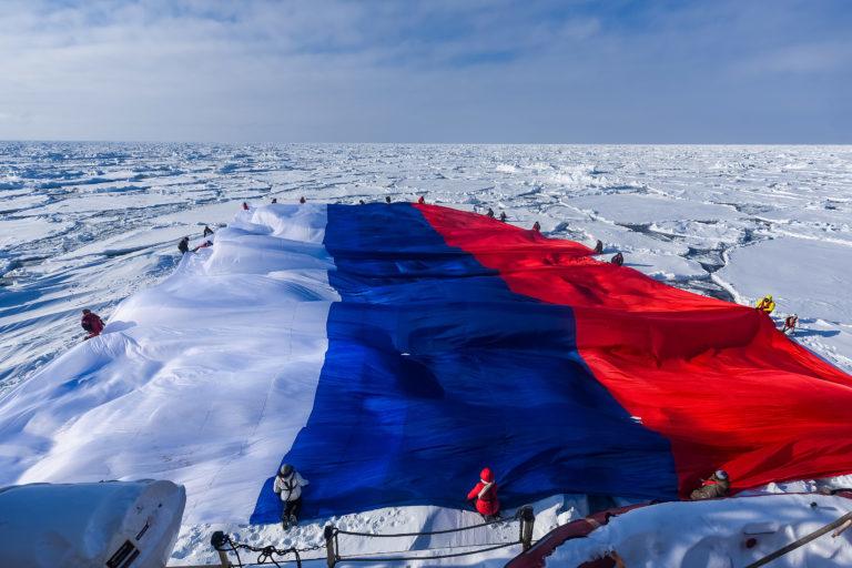 Россия планомерно защищает свою Арктику