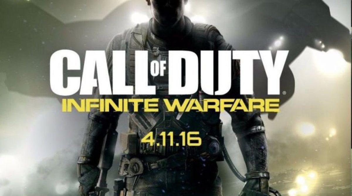 Сразу два тизера Call of Duty: Infinite Warfare